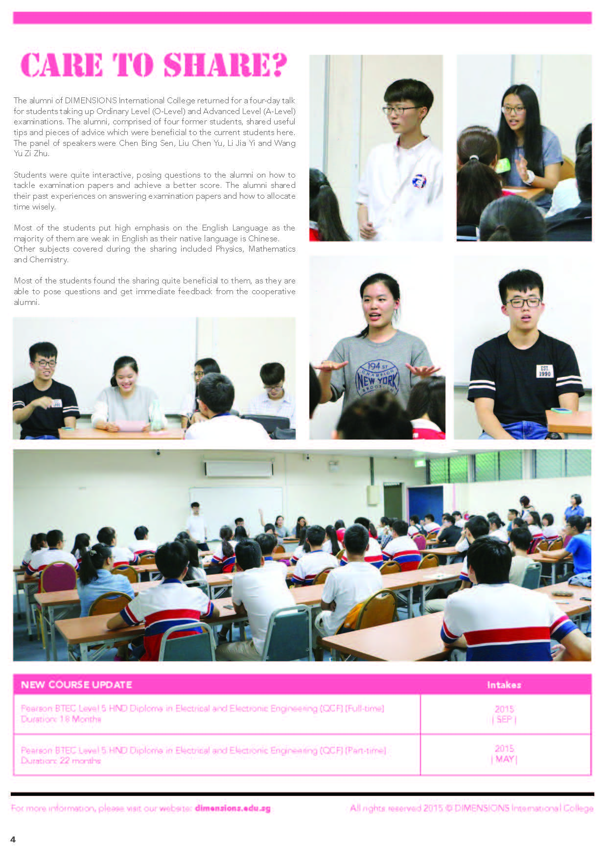 Newsletter May-Jun 2015 Page 4