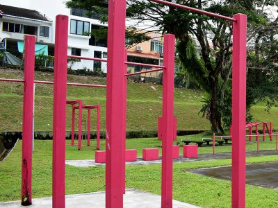 Outdoor Fitness Zone