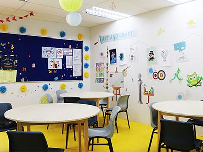 Art and Craft Classroom