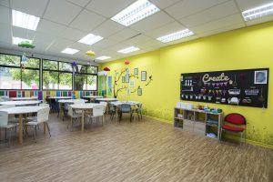 Art and Craft Classroom