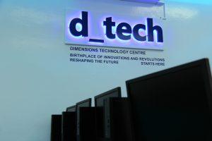 DIMENSIONS Technology Centre'