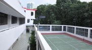 DIMENSIONS International College River Valley Campus – tennis Court