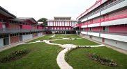 DIMENSIONS International College Kovan Campus – garden and school building