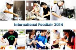 DIMENSIONS' Internation Food Fair