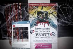 DIMENSIONS' Halloween Party