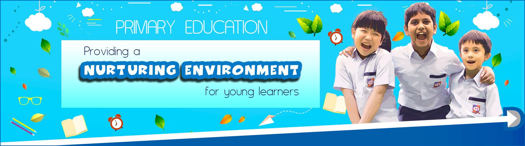 Primary Education & High School in signapore