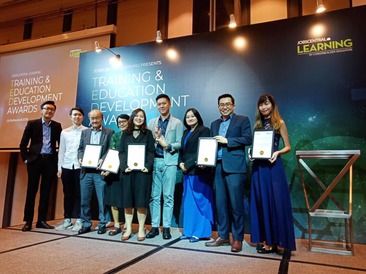博偉国际教育学院新加坡2018年度新加坡最佳私立学院