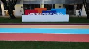 DIMENSIONS International College Bukit Timah Campus – School Signage and Running Tracks