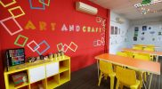 DIMENSIONS International College Bukit Timah Campus – Art Room