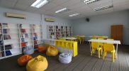DIMENSIONS International College Bukit Timah Campus – Library