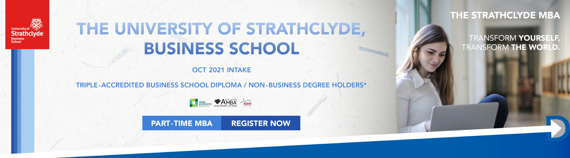 THE STRATHCLYDE MBA